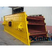 Quality Low Noise Circular Vibrating Screen Machine Single Deck For Mine Selection for sale