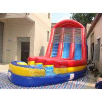 Quality Curve Inflatable Water Slide for sale