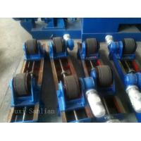 Quality Rubber Pipe Welding Turning Rolls for sale