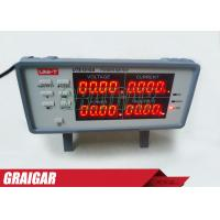 Quality UTE1010A Electrical Instruments Unit Digital Power Meter True Rms Power Factor Analyzer for sale