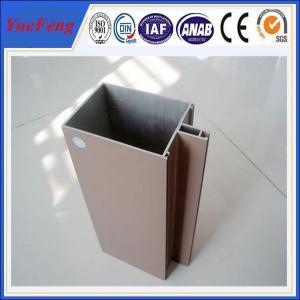 Quality aluminum profile and aluminum extrusion factory, aluminium curtain track supplier for sale