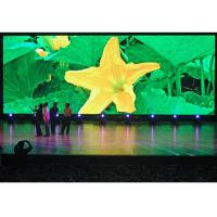 HD P3 Full Color Indoor LED Video Wall Customized Flexible Wide Viewing Angle for sale