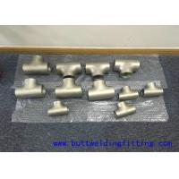 Quality 12 Inch Sch40 Butt Weld Fittings Stainless Steel Equal Tee WPS33228 for sale