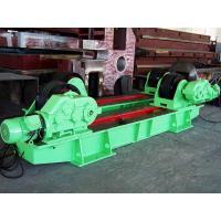 China HGK 60 New Automatic Tank Turning Rolls , Conventional Welding Heavy Duty Pipe Rollers on sale