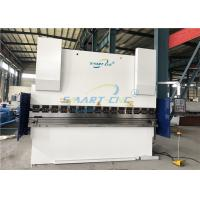 China 200 Ton - 3200 Hydraulic Press Brake 3200mm NC Folding Machine For Mild Steel on sale