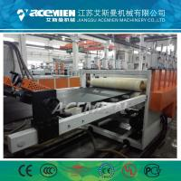 Quality pp plastic foam concrete formwork extrusion machine for sale