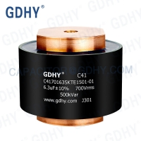 Quality FP 12-500H 500KVar 6.3uF 700VAC Self Healing Capacitor for sale