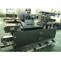 China Small Medical Apparatus Automatic Blister Packing Machine Blister Sealer Machine on sale