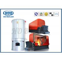 Quality Horizontal Organic Heat Carrier Thermal Oil Boiler Coal Fired ISO9001 Certification for sale