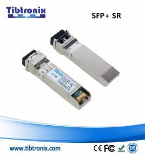 10G SFP+ SR 850nm 300m modulos de transceptor de fibra optica precio barato Compativel com Cisco huawei Juniper