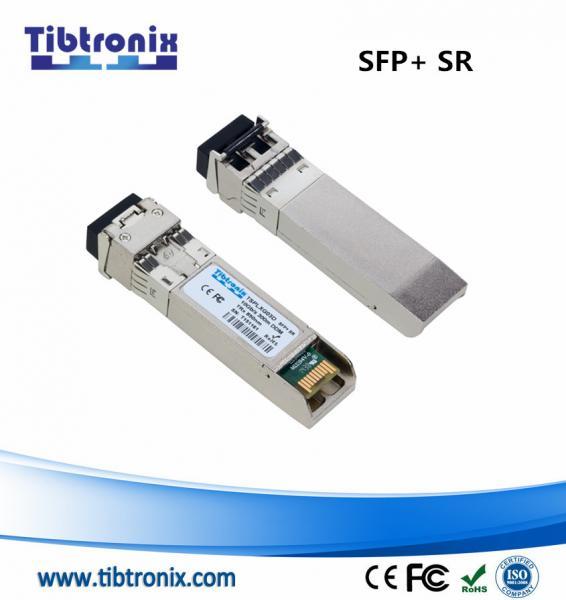 Buy 10G SFP+ SR 850nm 300m modulos de transceptor de fibra optica precio barato Compativel com Cisco huawei Juniper at wholesale prices