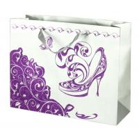 Quality Fashion paper shopping bags for women for sale