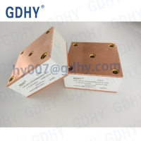 Buy cheap 1UF 500VAC High Frequency Film Water Cooled Capacitor from wholesalers