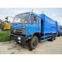 Quality hot sales-dongfeng 6*4 18cbm garbage compactor truck for sales for sale