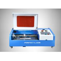 Quality CNC Mini CO2 Laser Engraving Machine 200W 220V / 50Hz 12 Months Warranty for sale