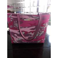 Neoprene handle bag with full printing , use convenient for sale