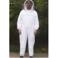 Quality High Quality Cotton And Terylene Beekeeping Protective Suit With Fencil Veil for sale