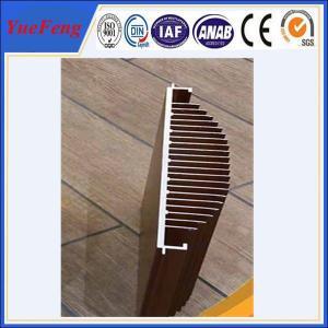 Quality custom heatsink manufacturer aluminium extrusion profiles fatory offer aluminium heatsink for sale
