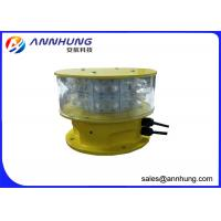 Buy cheap IP67 Medium Intensity LED Aviation Obstruction Light For High Construction from wholesalers