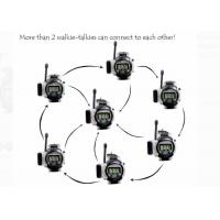 Quality 150m Long Range Kids Walkie Talkie Watch Multi Connection Lightweight CE Approval for sale