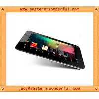 China 7inch dual core RK3066 android tablet laptop pc with dual camera on sale