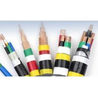 Quality 0.6 / 1 KV Cu / SWA / PVC Insulated Power Cable, Electrical Wires And Cables for sale