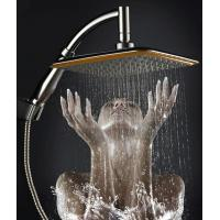 Buy cheap China Ningbo cixi factory 9-inch handheld-head shower with two functions one as from wholesalers