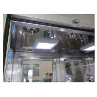 Buy Portable Aerospace Cleanroom Air Shower , Carbon Steel Class 1000 Clean Room at wholesale prices
