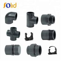 Quality High pressure electrical pvc pipe fittings for sale