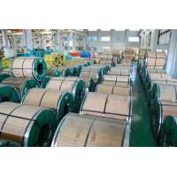 Quality Prime Hot Rolled Steel Coils AISI / JIS 301 / 304 / 304L / 316L, No.1, 2B, No.4, HL Finish With Custom Length for sale