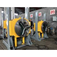 Buy cheap Hydraulic Lifting Pipe Turning Welding Rotary Positioner / Automatic Welding from wholesalers