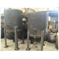 Buy Abrasive Sand / Water Blasting Machine Pot , Small Commercial Sandblasting Equipment at wholesale prices