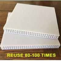 Quality Free sample reuse 60-100 times plastic concrete formwork replace steel framework for sale