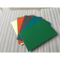 Buy Polyester Paint Aluminum Sandwich Panel 2000 * 5700 * 4mm With 0.30mm Alu at wholesale prices