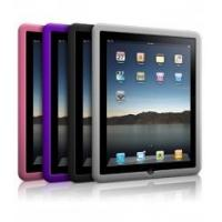 Quality Customized Pink / Yellow / Blue, Brand New Silicone IPad Protective Cases / Covers for sale