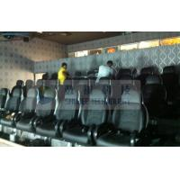 Quality Immersive 5D Movie Theater Motion Chairs With Full Set Equipment for sale