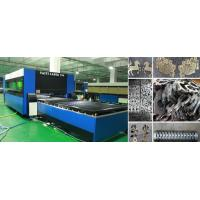 Quality SS Metal Laser Cutting Machine With Ipg Fibre Laser 3000x1500mm Cutting Area for sale