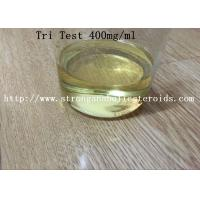 Quality Injectable Anabolic Steroids Tri Test 400mg/ml for sale