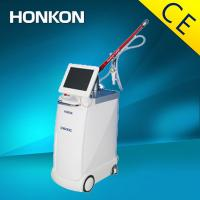 Quality Co2 Fractional Laser Machine For Acne Scars , Fractional Co2 Laser Skin Resurfacing Equipment for sale