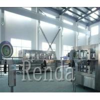 Quality High Efficiency Carbonated Drink Filling Machine Water/Gas/CO2 Washing Filling Capping for Sale for sale