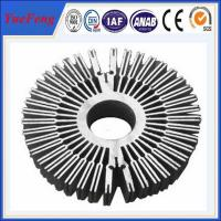 Quality Wow!!Sunflower/rectangle aluminum heatsink, round aluminium car radiator for sale