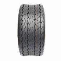 Quality Boat Trailer Tires with Low Noise, High Speed Performing and High Loading Ability for sale