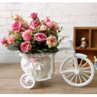 Decorative bicycle with bow for sale