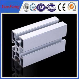 Quality industrial aluminum rail profile for machine line,industrial profile aluminum for sale
