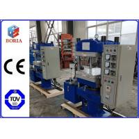 Quality 2.2kw Manual Type Rubber Vulcanizing Press Machine With Multi Function for sale