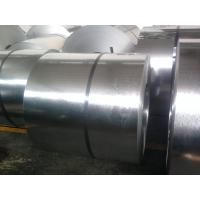 China Regular Spangle / Zinc Coating Hot Dip Galvanized Steel Coils Cold Rolled on sale