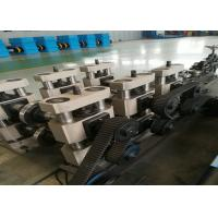 Quality Square Duct Production Line / Stainless Steel Tube Welding Machine for sale