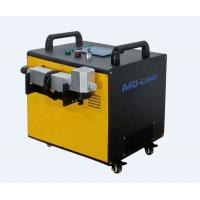 Quality 60W Handheld Laser Cleaning System Rust Cleaning Laser Machine for sale