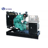 Quality Open Type 60KW 75kVA Cummins Diesel Generator 3 Phase For Marine for sale