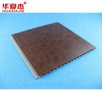 Quality UV Protect Plastic Extrusion Profiles / Dark Grey Wall Tiles For Boardwalk for sale